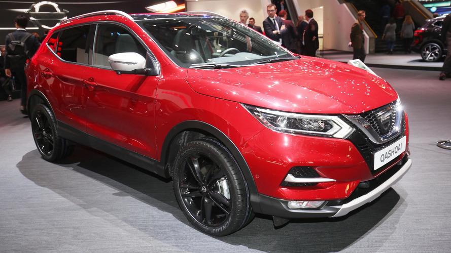 Nissan Qashqai facelift brings predictable revisions, tech upgrades