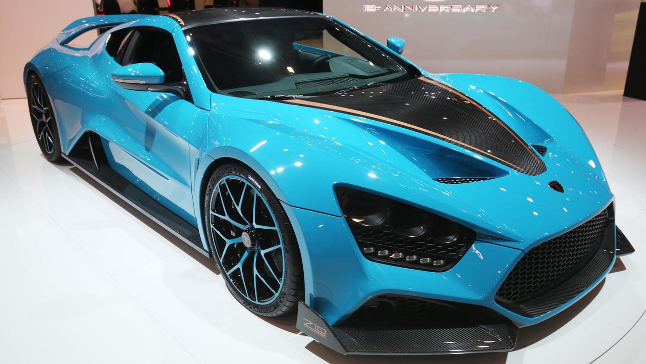 Lamborghini Price 2017 >> Zenvo TS1 GT has 1,163 hp, costs $1.2 million... and is very blue