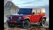 Jeep Wrangler Unlimited Altitude Edition