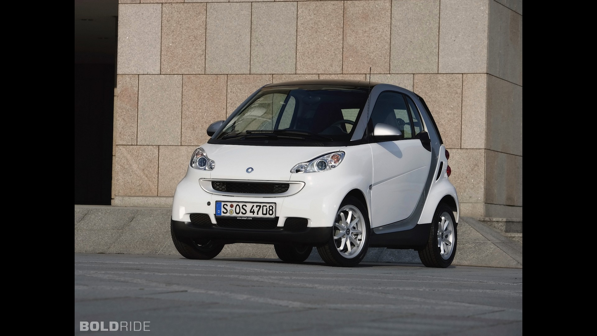 Smart Fortwo Micro Hybrid Drive