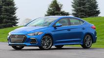 2017 Hyundai Elantra Sport Review: More show, more go