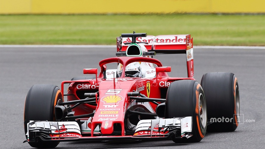 Concept: How F1 cars would look with a colored Halo