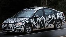 Spied: New Chevy Nubira