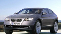SPY PHOTOS: BMW X6 artist interpretation