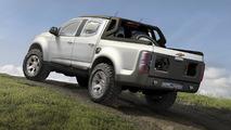 Chevrolet Colorado Rally Concept, Buenos Aires Motor Show, 17.06.2011