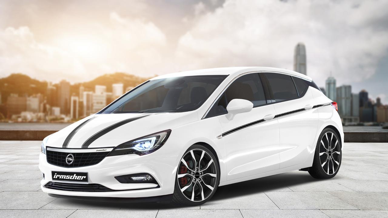 2016 Opel Astra by Irmscher