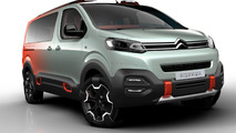 Citroen SpaceTourer HYPHEN concept has