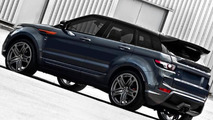 Dark Tungsten RS250 Evoque by A. Kahn Design