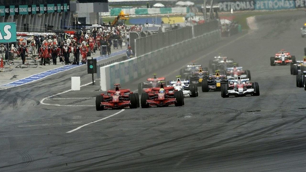 Ferrari F1 team cheats?