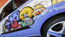 Kia Soul Hole-in-one for SEMA - 2.11.2011