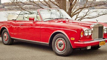 Lady Gaga's Rolls-Royce Corniche going up for sale for charity