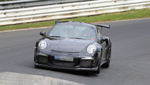 2015 Porsche 911 GT3 RS spy photo