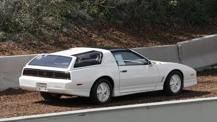 Bizarre Pontiac Trans Am Kammback concept up for auction