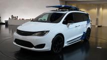 Chrysler Pacifica Cadence concept
