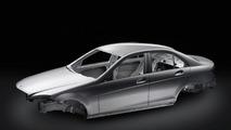 New Mercedes C-Class: Comfort Development