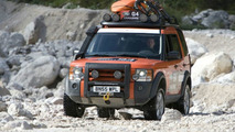 Land Rover G4 Challenge in Nevada