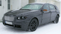 BMW V Series Spied with Interior Shots