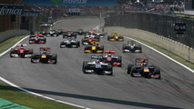 2010 Brazilian Grand Prix - RESULTS