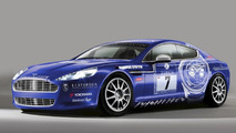 Aston Martin Rapide to Contest Famous Nürburgring 24-Hour Race