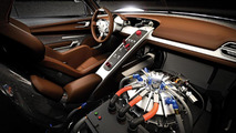 Porsche 918 RSR Coupe revealed in Detroit [videos]