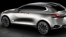 Peugeot SXC Crossover Concept revealed
