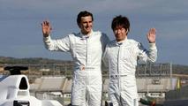 Sauber numbers decided, points tweak approved
