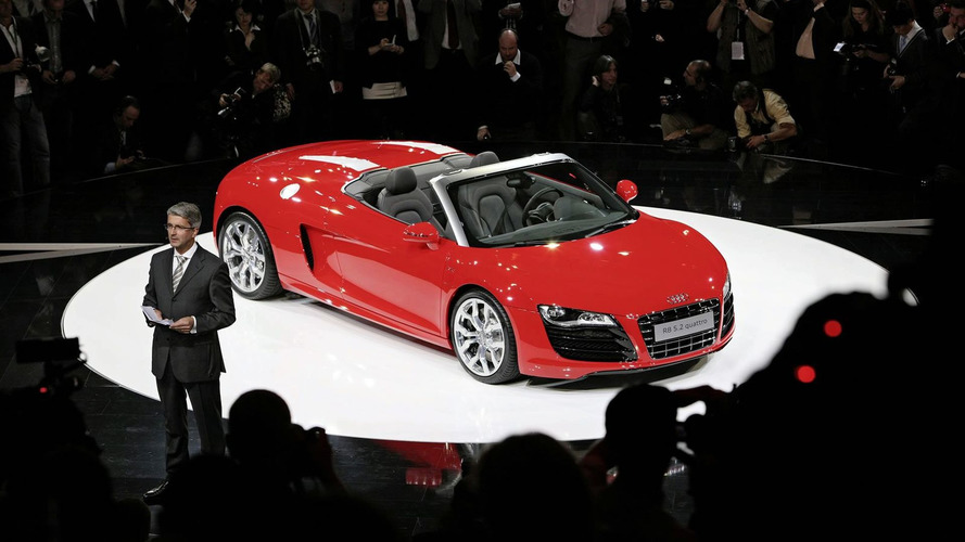 New Iron Man 2 Audi R8 Spyder commercial [Video & interactive trailer]
