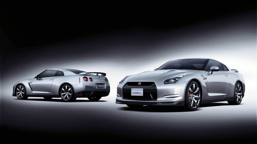 2011 Nissan GT-R Base Model Dropped for North America