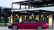 Audi commercial highlights A6's aluminum frame [video]