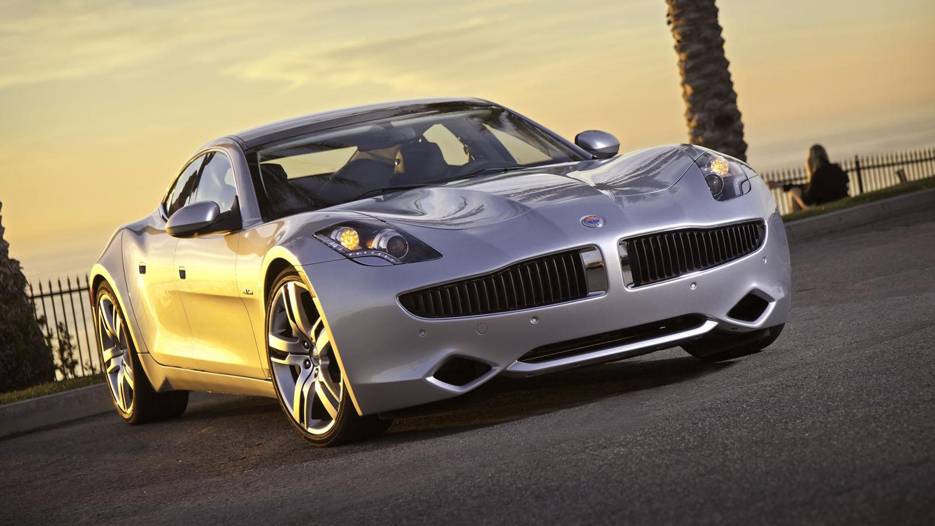 Fisker bought by an Asian investment group - report