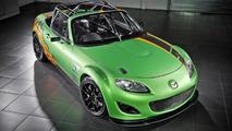 Mazda MX-5 GT debuts