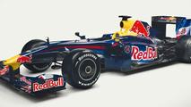 2009 Red Bull F1 Car