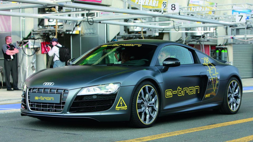 Audi to offer a range of high-performance electric vehicles - report