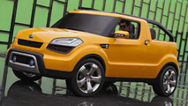 Kia Soulster Concept: First Full Image leaked