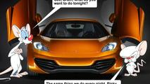 McLaren Reveal Plans for World Domination