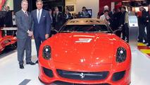 Ferrari 599XX at Geneva