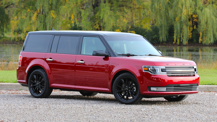 2016 Ford Flex Review: Minivan for cool dads