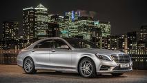Mercedes-Benz S500 Plug-In Hybrid (UK-spec)