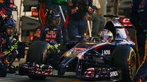 Vettel exit spoiled Vergne's Red Bull future