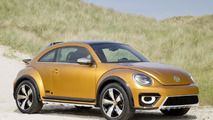 Volkswagen Beetle Dune on sale early 2016 - report