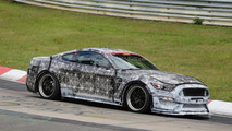 2015 / 2016 Ford Mustang SVT / GT350 spy photo