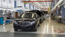 2014 Mercedes-Benz S-Class Guard