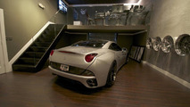Ferrari California 3S Silver Carbon Fiber by DMC (high-res) 21.11.2011