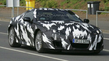 Honda NSX Spy Photo