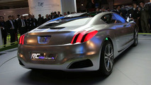 Peugeot RC HYmotion4 Concept in Paris