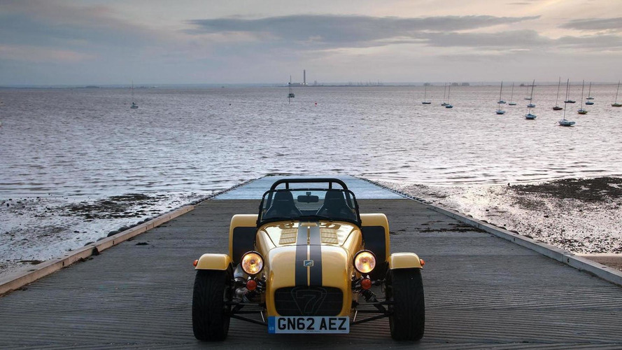 Caterham expansion plans 'tens of thousands' of cars by 2020