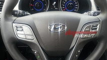 2013 Hyundai Santa Fe / ix45 interior spy photo 28.3.2012