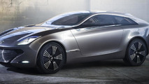 Hyundai i-oniq Concept previewed ahead of Geneva