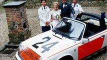 1989 Porsche 911 Targa Dutch police car