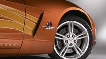 Indianapolis 500 Pace Car Replica Corvette Convertible Revealed